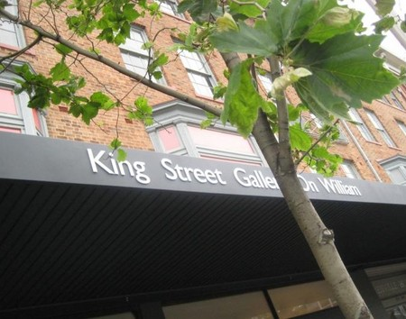 King Street Gallery on William - Tourism Bookings WA