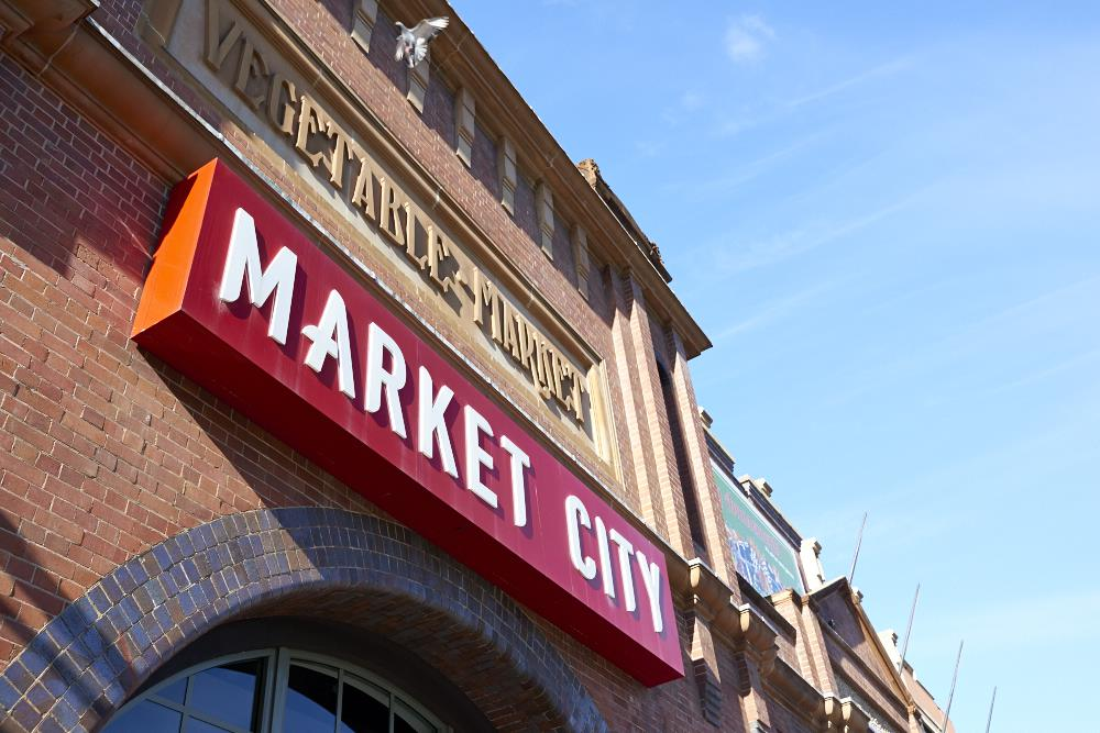 Market City - Tourism Bookings WA