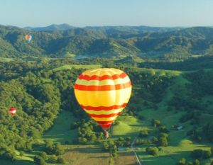 Byron Bay Ballooning - Tourism Bookings WA