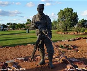 Cobar Miners Heritage Park - Tourism Bookings WA