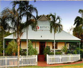 Matsos Broome Brewery and Restaurant - Tourism Bookings WA