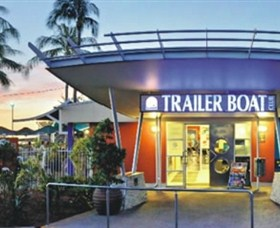 Darwin Trailer Boat Club - Tourism Bookings WA
