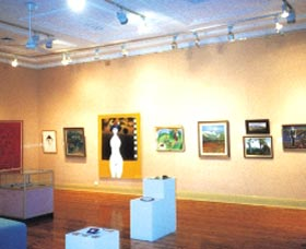 Griffith Regional Art Gallery - Tourism Bookings WA