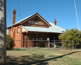 Whitton Courthouse and Historical Museum