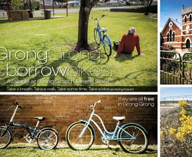 Grong Grong Borrow Bikes - Tourism Bookings WA
