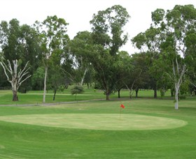Moree Golf Club - Tourism Bookings WA