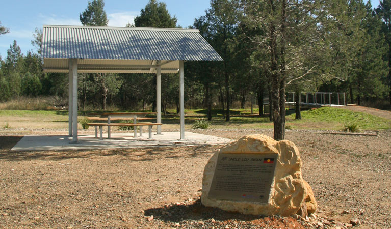 Terry Hie Hie picnic area - Tourism Bookings WA