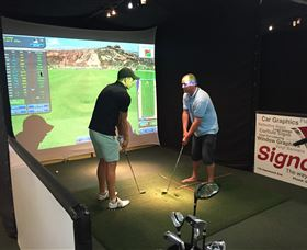 GolfTec - Tourism Bookings WA