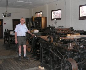 Henty Observer Printing Museum - Tourism Bookings WA