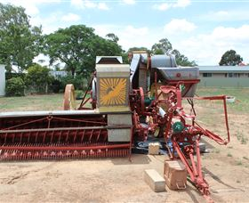 Ed's Old Farm Machinery Museum - Tourism Bookings WA