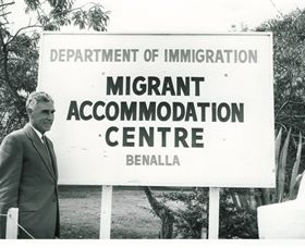 Benalla Migrant Camp Exhibition - Tourism Bookings WA
