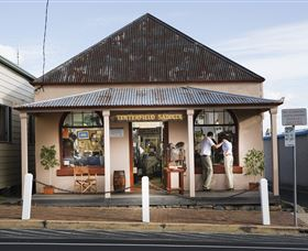 Tenterfield Saddler - Tourism Bookings WA