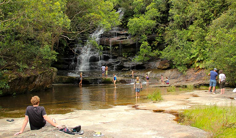 Somersby Falls picnic area - Tourism Bookings WA