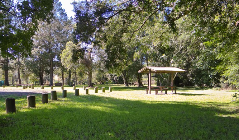 Moore Park picnic area - Tourism Bookings WA