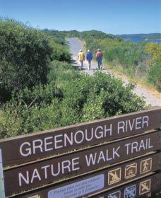Greenough River Nature Trail - Tourism Bookings WA