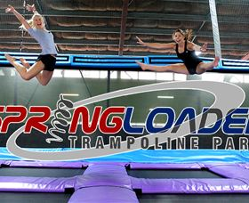Springloaded Trampoline Park - Tourism Bookings WA