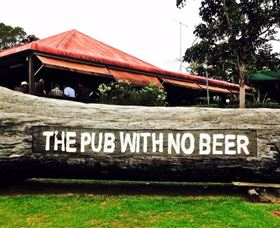 The Pub With No Beer - Tourism Bookings WA