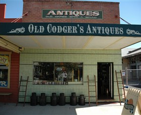 Old Codgers Antiques - Tourism Bookings WA