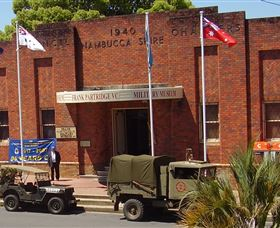 Frank Partridge VC Military Museum - Tourism Bookings WA