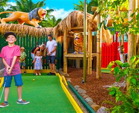 Putt Putt Mermaid Beach - Tourism Bookings WA