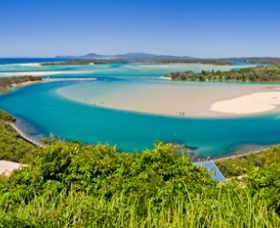 Nambucca Heads Beach - Tourism Bookings WA