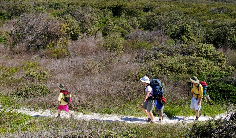 Yuraygir coastal walk - Tourism Bookings WA