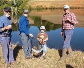 Natone Hills Fly Fishery - Tourism Bookings WA
