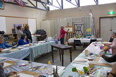 Woolgoolga Art  Craft Gallery