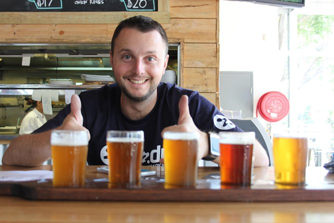Capital 3in3 - 3 Craft Beer Hotspots in 3 Hours - Tourism Bookings WA