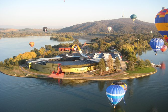 Canberra Hot Air Balloon Flight at Sunrise - Tourism Bookings WA
