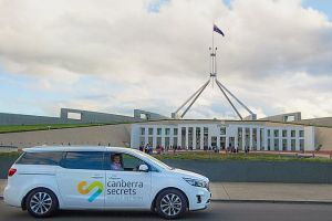 Canberra Secrets Highlights Tour - Tourism Bookings WA