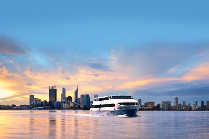 Perth Swan River Dinner Cruise - Tourism Bookings WA
