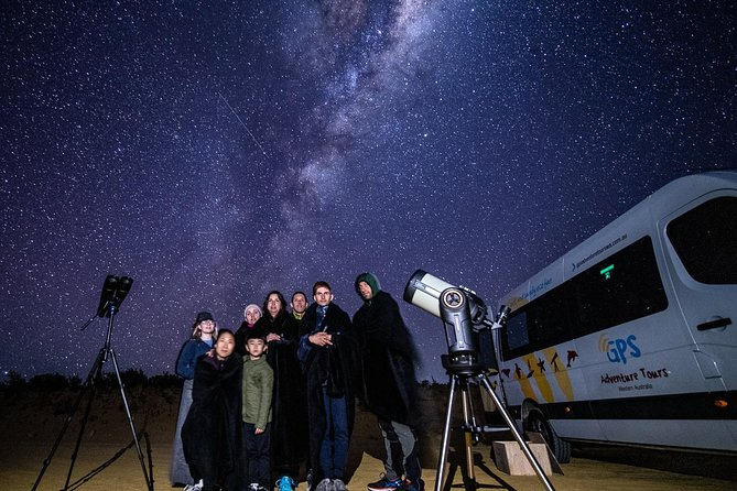 Pinnacles Sunset Stargazing Tour - Tourism Bookings WA
