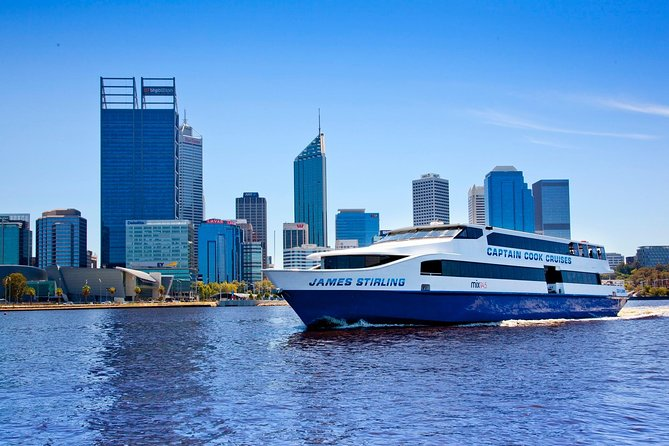 Fremantle Lunch Cruise - Tourism Bookings WA