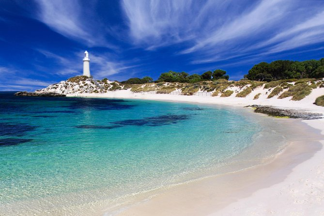 Rottnest Island Grand Tour Including Lunch and Historical Train Ride - Tourism Bookings WA