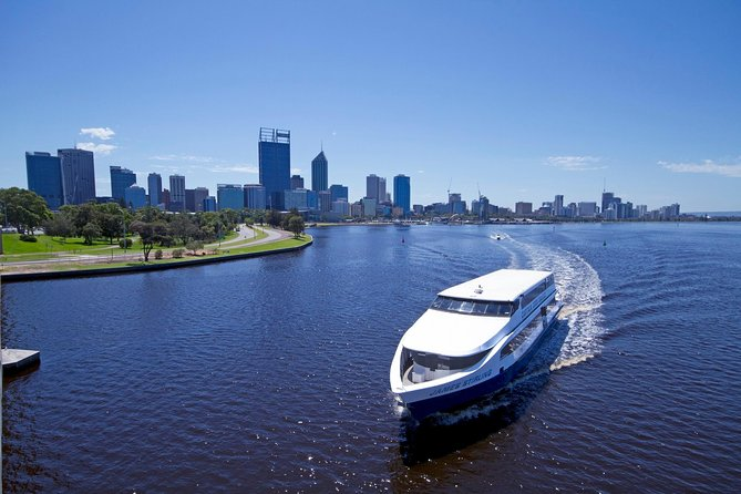 One-way Sightseeing Cruise between Perth and Fremantle - Tourism Bookings WA