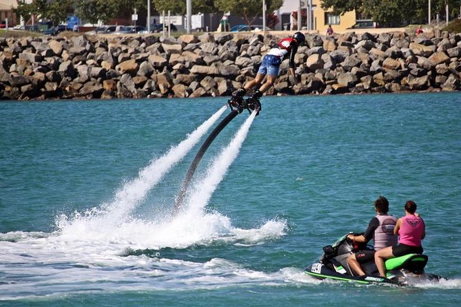 Geraldton Flyboard Experience - Tourism Bookings WA
