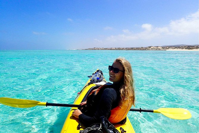 Ningaloo Reef Kayaking and Snorkeling Tour - Tourism Bookings WA