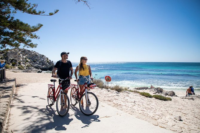 Rottnest Island with Bike Hire from Perth or Fremantle - Tourism Bookings WA