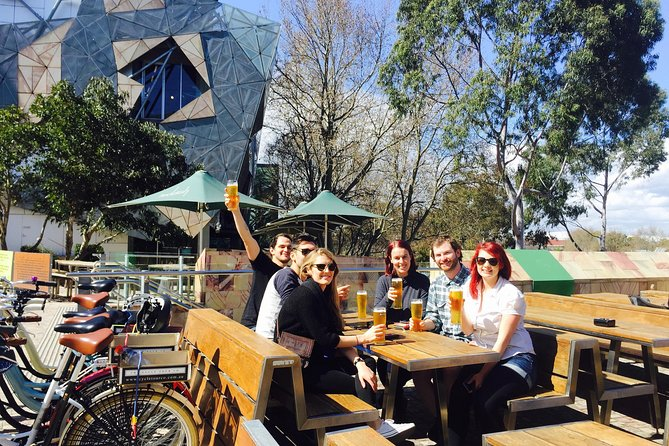 Melbourne Craft Beer Bike Tour - Tourism Bookings WA