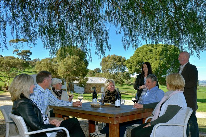 Small-Group Barossa Valley Food and Wine Tour - Tourism Bookings WA