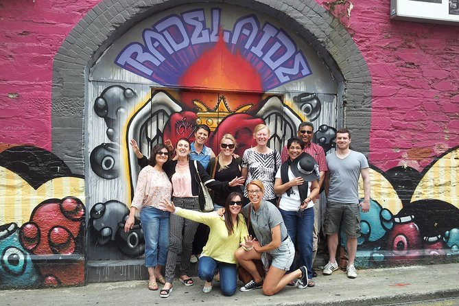 Adelaide City Food and Street Art Walking Tour - Tourism Bookings WA