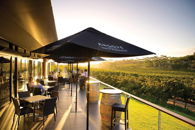 McLaren Vale Hop-On Hop-Off Winery Tour from Adelaide - Tourism Bookings WA