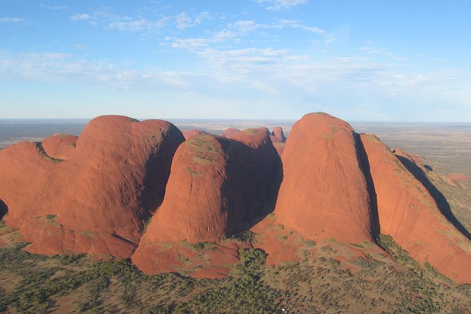 Kata Tjuta and Uluru Grand View Helicopter Flight - Tourism Bookings WA
