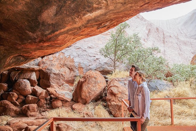 Uluru Base and Sunset Half-Day Trip with Optional Outback BBQ Dinner - Tourism Bookings WA