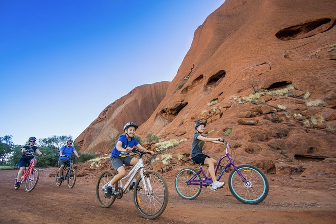 Outback Cycling Uluru Bike Ride - Tourism Bookings WA