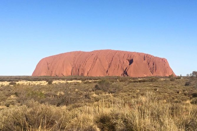 Highlights of Uluru Including Sunrise and Breakfast - Tourism Bookings WA