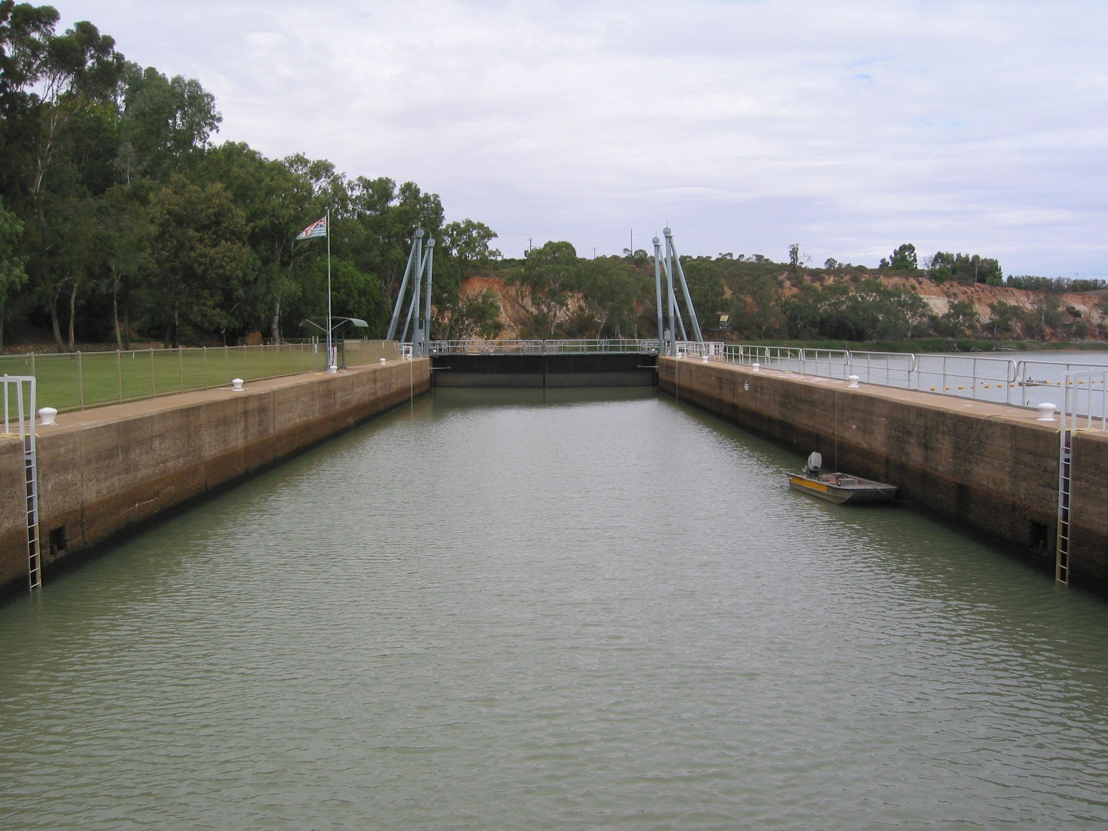 Lock 4 - Tourism Bookings WA