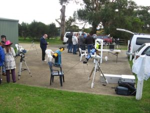 Mornington Peninsula Astronomical Society MPAS - Tourism Bookings WA