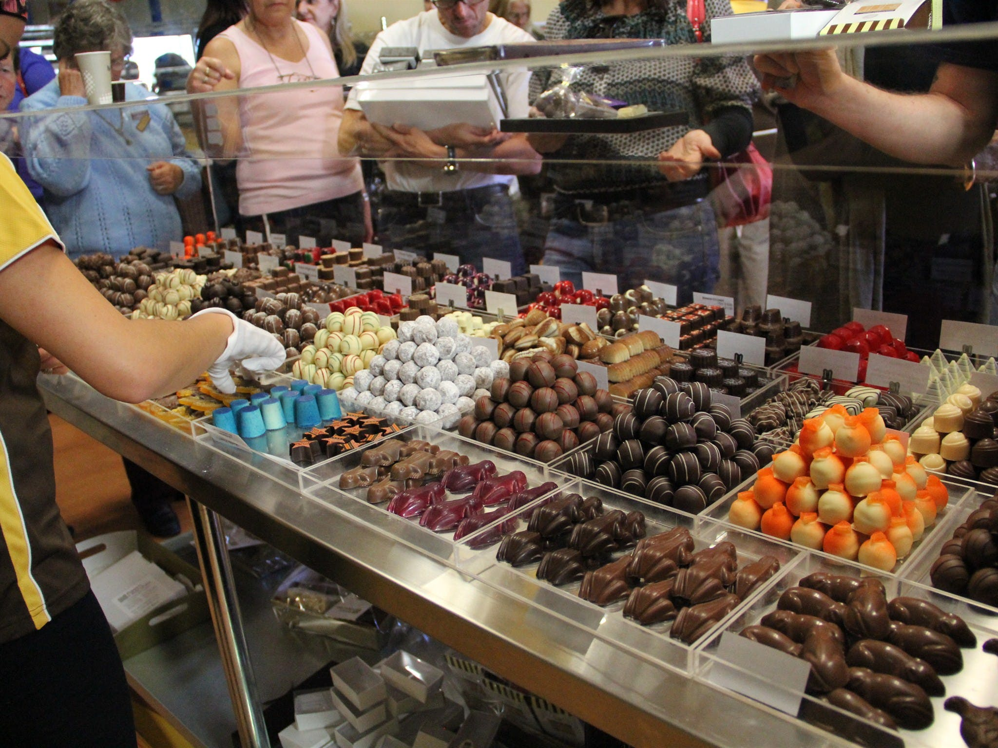Poppy's Chocolate - Tourism Bookings WA